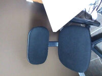 Manicure table light chair