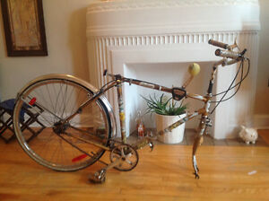 Antiques bikes for parts or to rebuilt 1950sI have two antiques