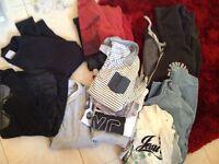 Men's cloths bundle, large