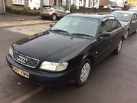1996 Audi A6 1.8-2 owners-service history-November 2017 mot-reliable Classic