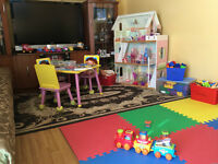 Ida's home Childcare Daycare on Bloor and Townline 3 spots left
