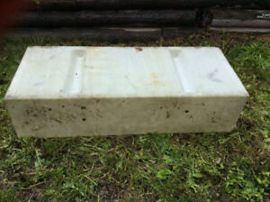 RV Fresh Water Holding Tank 50 gallons - Never Used