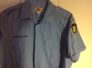 Commissionaires Uniforms for sale. $250.00 for all.