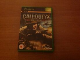 Call of Duty 2: Big Red One - Xbox 360