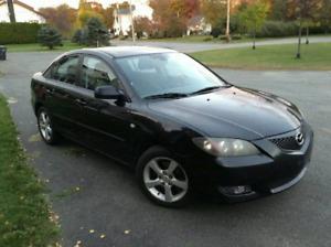 Mazda 3 toute équipé