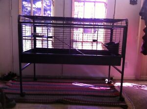 Large rabbit/small pet cage