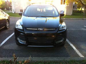 2013 Ford Escape NOIR SE 2.0L ECO **TRANSFER DE BAIL**
