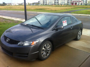 2010 Honda Civic EXL Coupe (2 door)