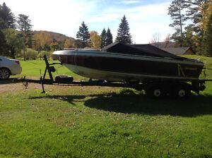 Invader Marine Bow Rider for sale!