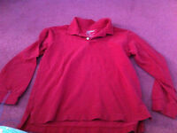 Old Navy size 8 Red top