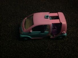 pocket polly car