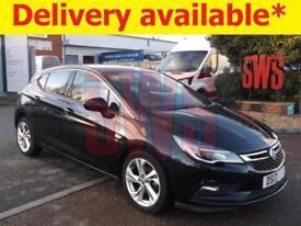 2017 Vauxhall Astra SRi 1.4 DAMAGED REPAIRABLE SALVAGE