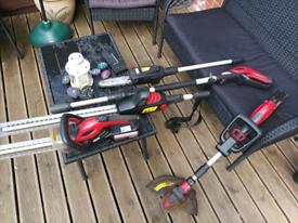 Cobra cordless tools