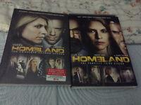 """""""Homeland"""" season 2 and 3"""