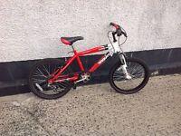 kids 16inch Wheel Mountain Bike