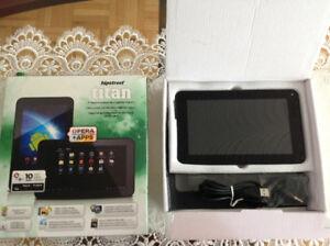 "Brand new box titan tablet 7"""