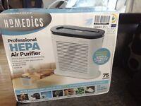 Brand new homedics air purifier