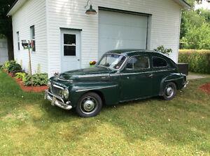 1962 Volvo 544   Coupe