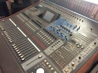 Yamaha DM2000 Digital Mixing Desk