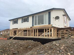 House Raising/House Jacking/House Moving St. John's Newfoundland image 4