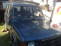 Mk ONE Mitsubishi Shogun Long Wheel Base 1990 Manual v6 30000