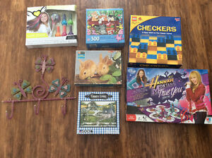 Board Games, puzzles & more
