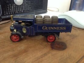 Guinness toy truck