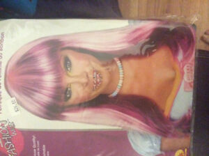 Candy Babe Wig-Pink-$15