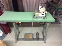 Pegasus industrial sewing machine