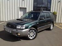 Subaru Forester 2.0 AUTOMATIC XT TURBO. 1 OWNER FULL SUBARU SERVICE HISTORY