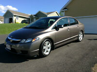 2011 Honda Civic SE with 4 winter tires & RIMS
