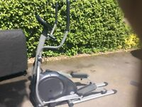 Horizon Andes 150 Cross trainer - FREE