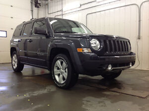 2014 Jeep Patriot North Edition 4x4 SUV Certified