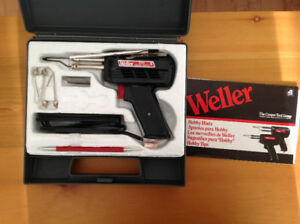 Great for you DIY'ers - Heat gun and mini welder