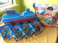 Lego Mega Bloks - Thomas and Friends