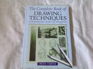 Four books about How to Draw