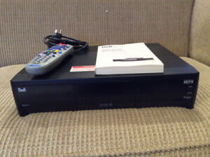 Bell Receiver PVR