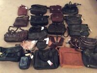 Brand NEW Designer leather Bags from TK Maxx