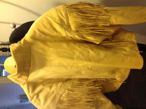 Authentic Western Leather Jacket West Island Greater Montréal image 3