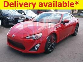 2015 Toyota GT86 D-4S 2.0 DAMAGED REPAIRABLE SALVAGE