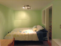 Available November 1st-Spacious Room, PLUS Den, Walk In Closet