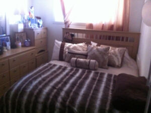 Private and Furnished Room rental