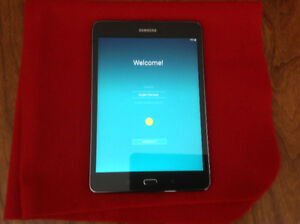 Samsung Galaxy Tab A 8-16 GB WiFi Tablet (Smoky Titanium)
