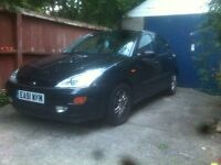2001 Ford a Focus BREAKING CHEAP 2.0 Ghia