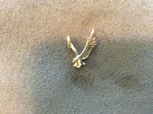 Gold 10kt Eagle Pendant Prince George British Columbia image 2