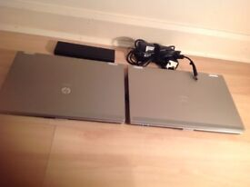 2x HP ELITEBOOK 8440P i7 & i5
