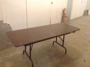 FOLDING TABLES......REDUCED,,,,!!!!!!!!,,z
