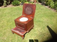 Victorian Commode
