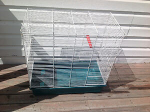 Large small bird cage
