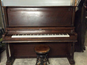 """FREE"" ANTIQUE PIANO"